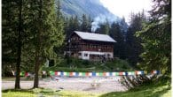 Reintalangerhütte (1.369m Höhe)