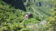 Gollinghütte (1.643m Höhe)