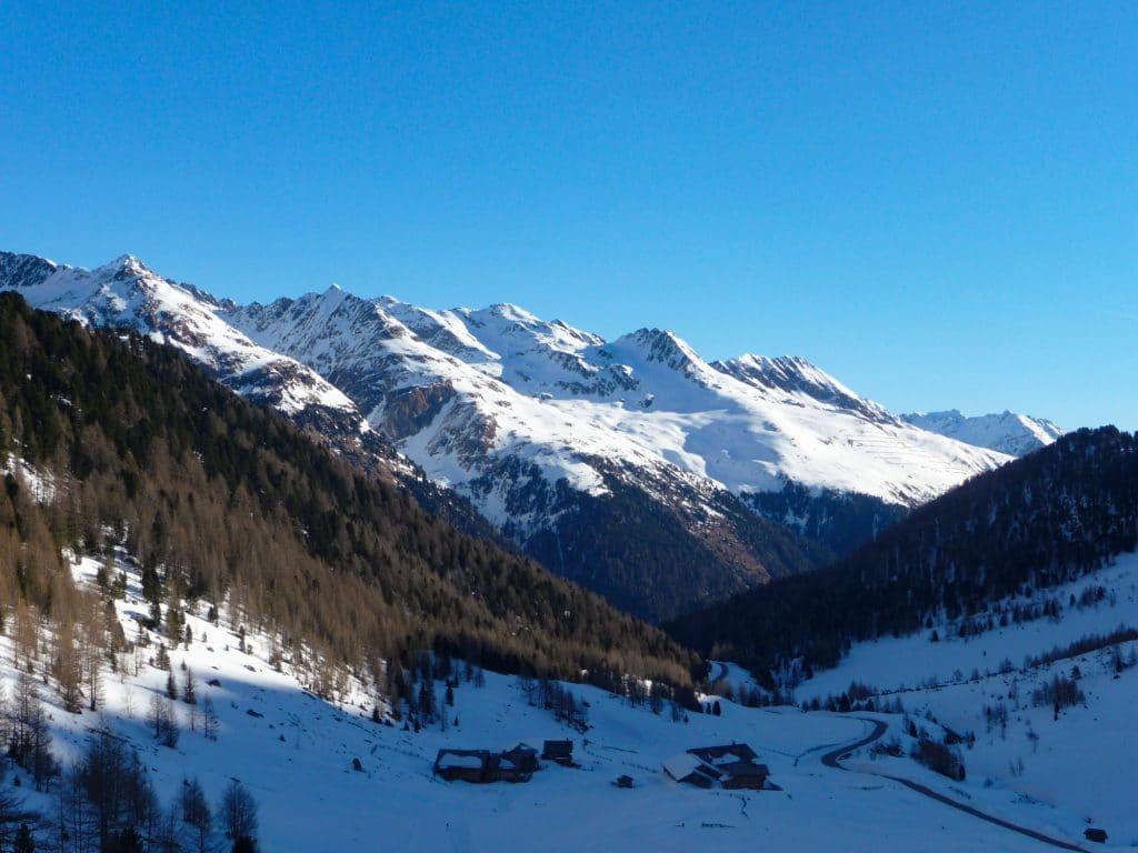 BergaufBergab - Defereggental - Talschluss am Staller Sattel