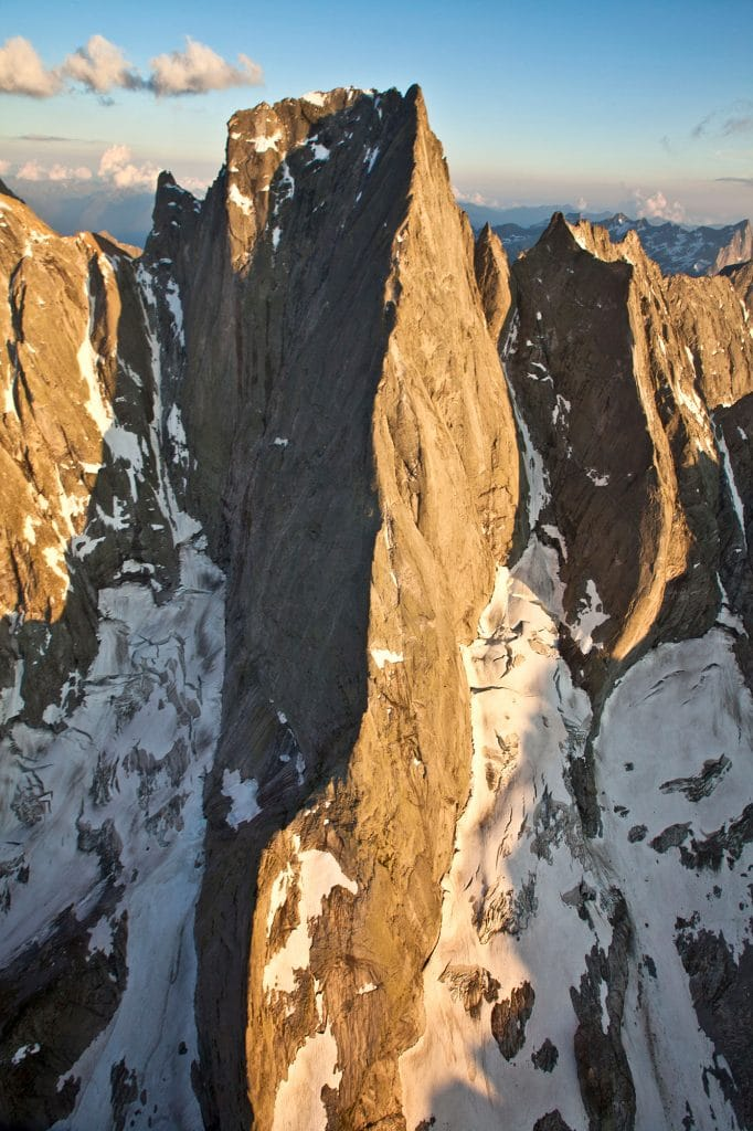 Bergwelten - Nordwaende - Piz Badile
