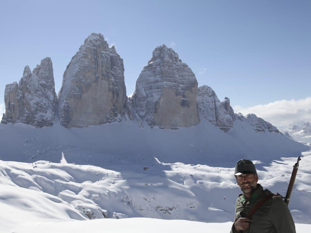 Bergwelten - Weisse Dolomiten
