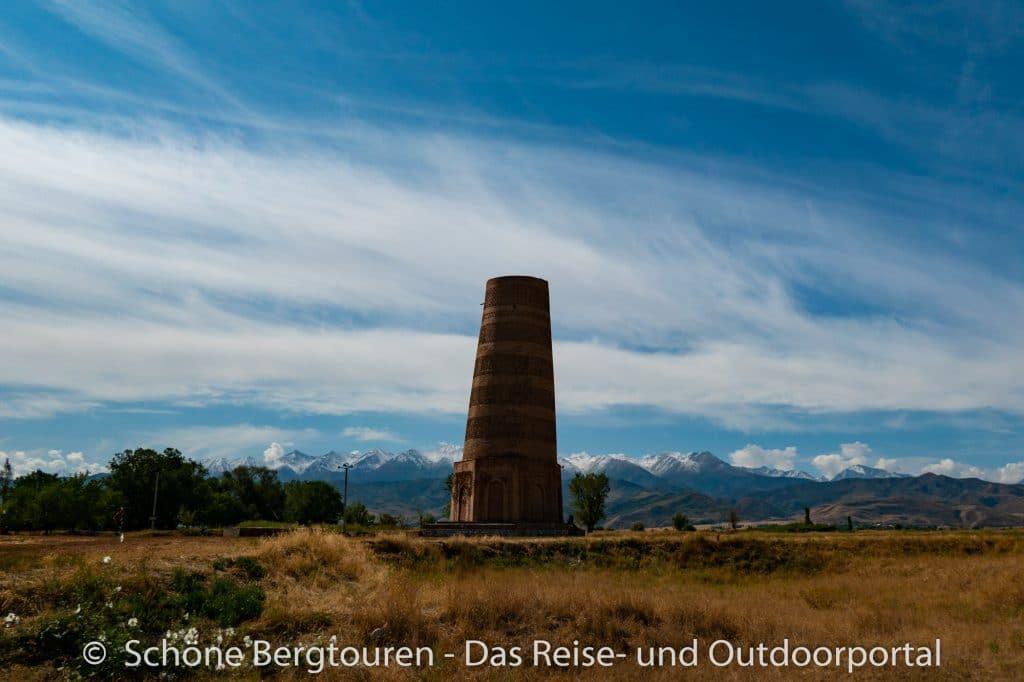 Khan Tengri Trekking - Burana Turm