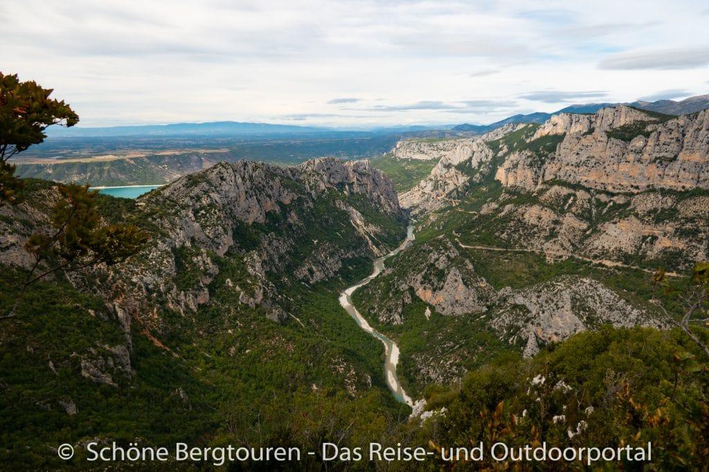 Suedfrankreich Roadtrip - Verdonschlucht