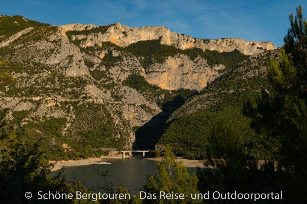 Suedfrankreich Roadtrip - Pont du Galetas