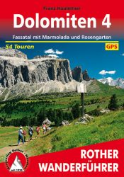 Rother Wanderfuehrer - Dolomiten 4