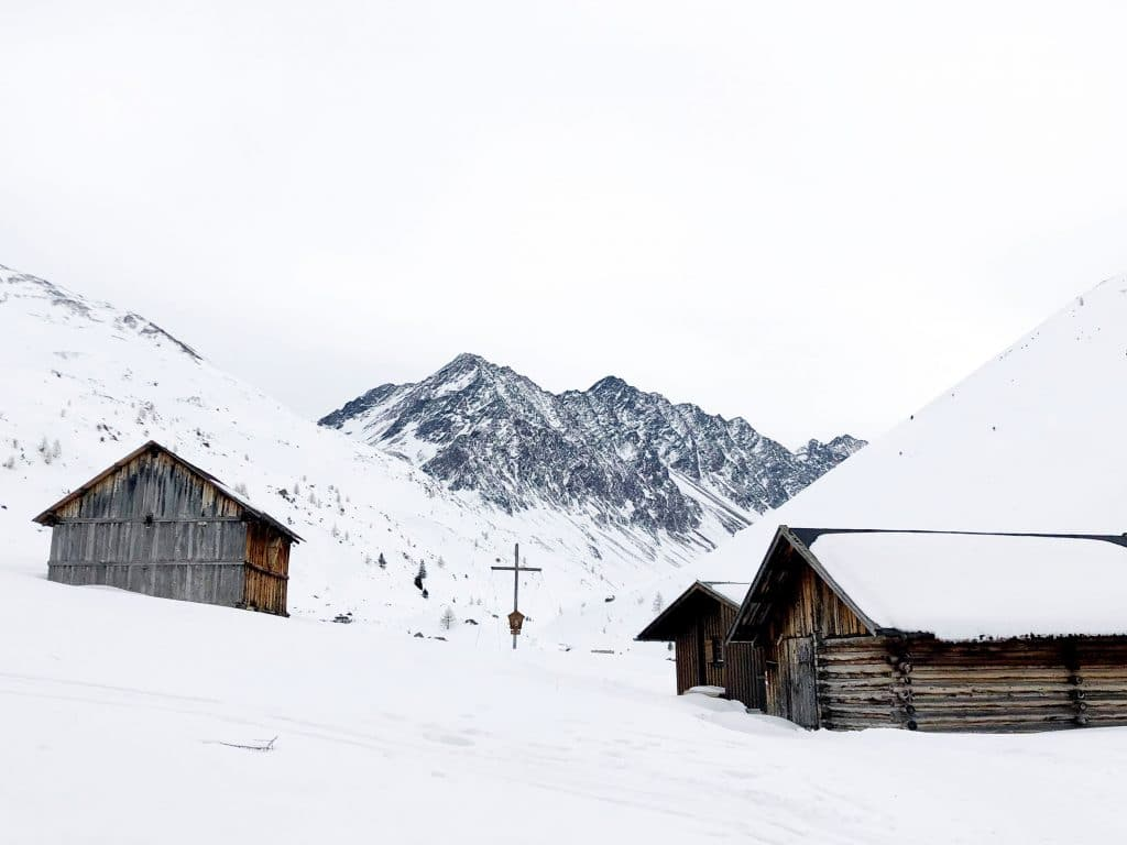 BergaufBergab - Ausblick von der Schweinfurter Huette