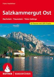 Rother Wanderfuehrer - Salzkammergut Ost