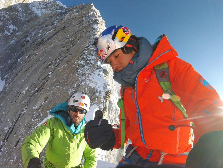 Bergwelten - Hansjoerg Auer und David Lama