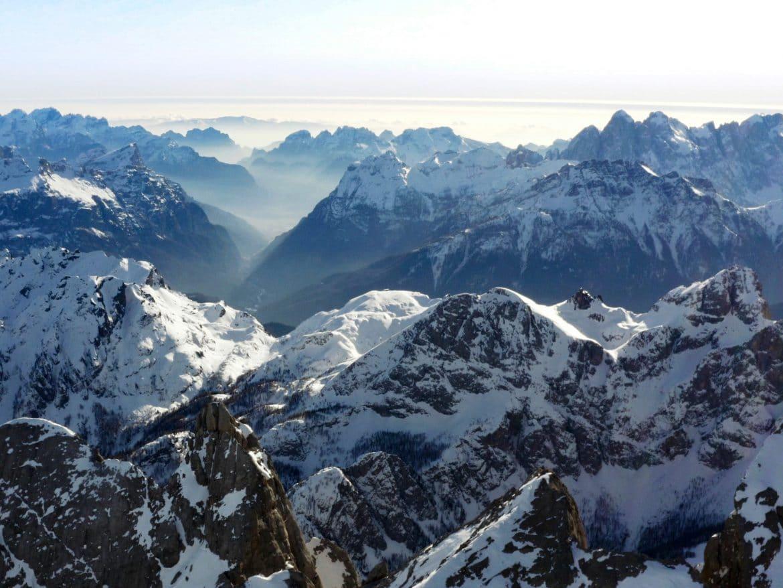 Bergwelten - Im Herzen der Dolomiten – Zwischen Civetta und Marmolata