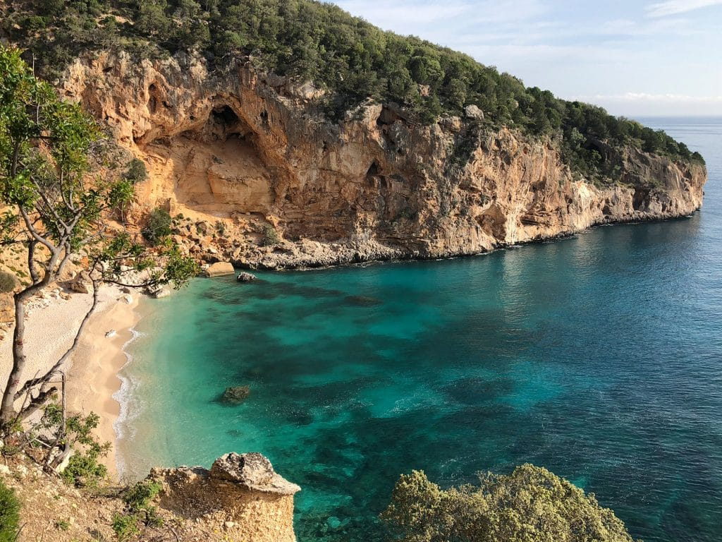 Bergauf-Bergab - Ostkueste Sardiniens