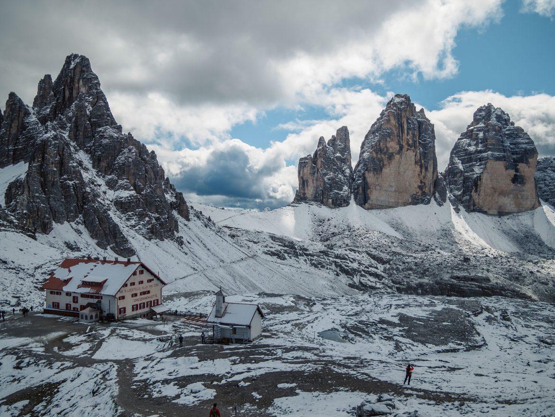 BergaufBergab - Drei Zinnen in Sextener Dolomiten