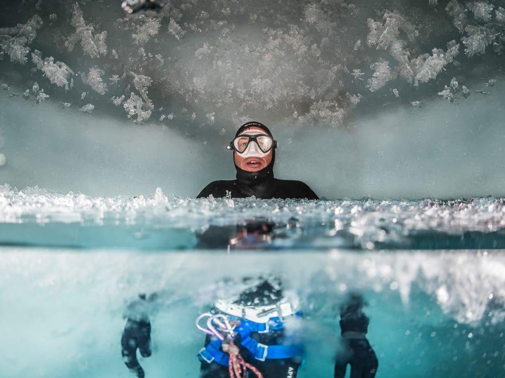 Bergwelten - Apnoetaucher Christian Redl