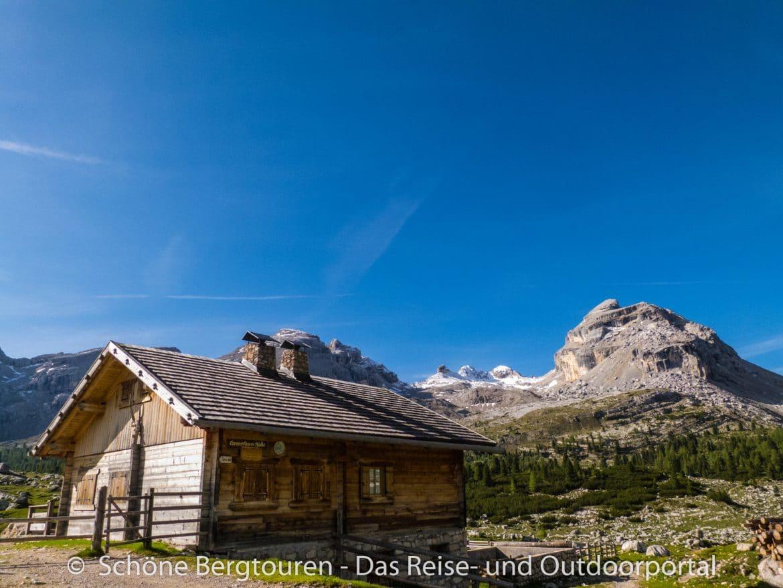 Dolomiten - Grosse Fanesalm