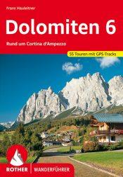 Rother Wanderfuehrer - Dolomiten 6