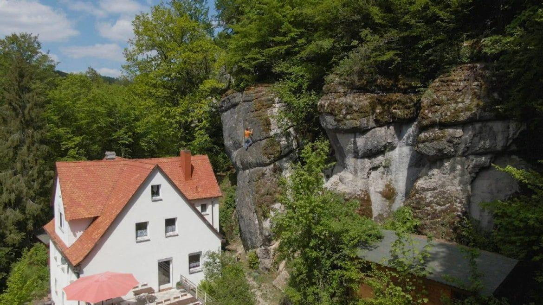 BergaufBergab - Willi Emmers Intensivstation in Tuechersfeld in der Fraenkischen Schweiz