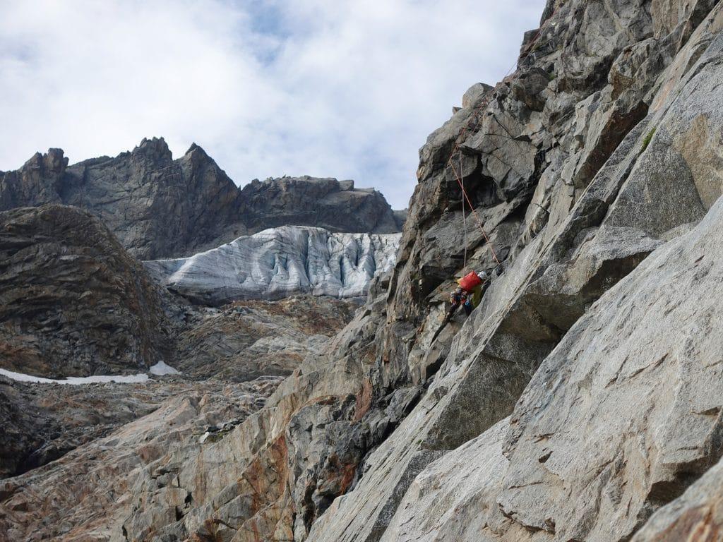 Bergwelten - Martin Schranz bei Watzebesteigung