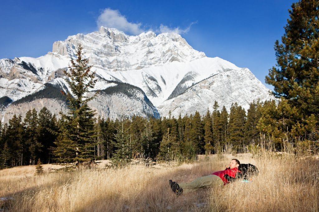 Kanada - Relaxen im Banff National Park