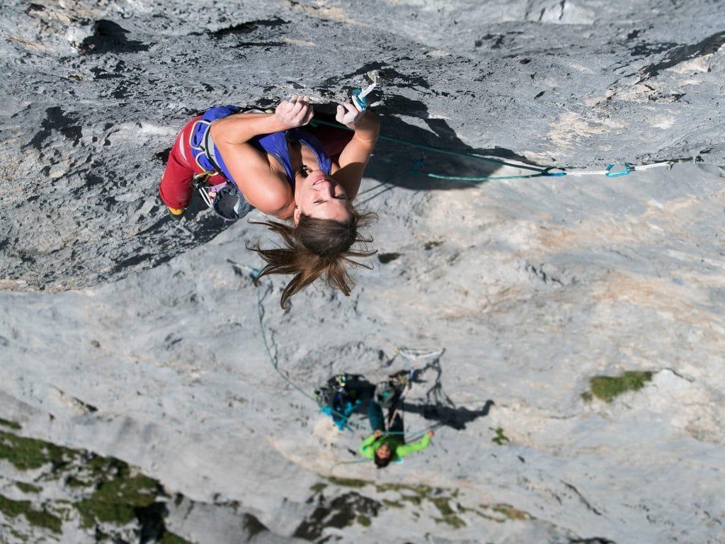 Bergwelten - Barbara Zangerl und Nina Caprez