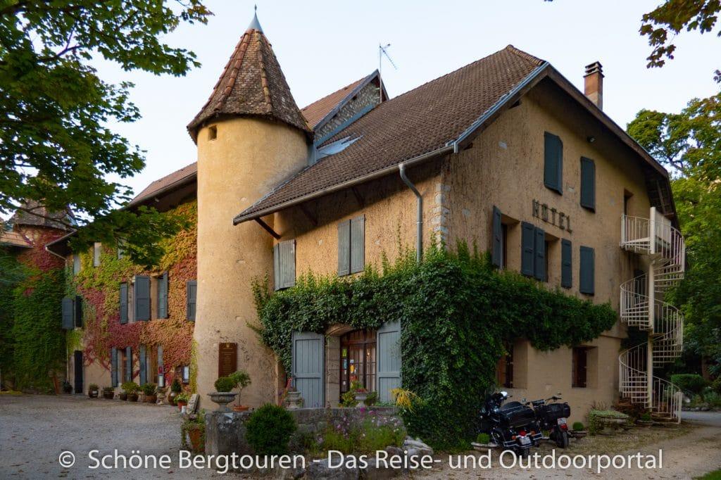 Vercors - Chateau de Passieres