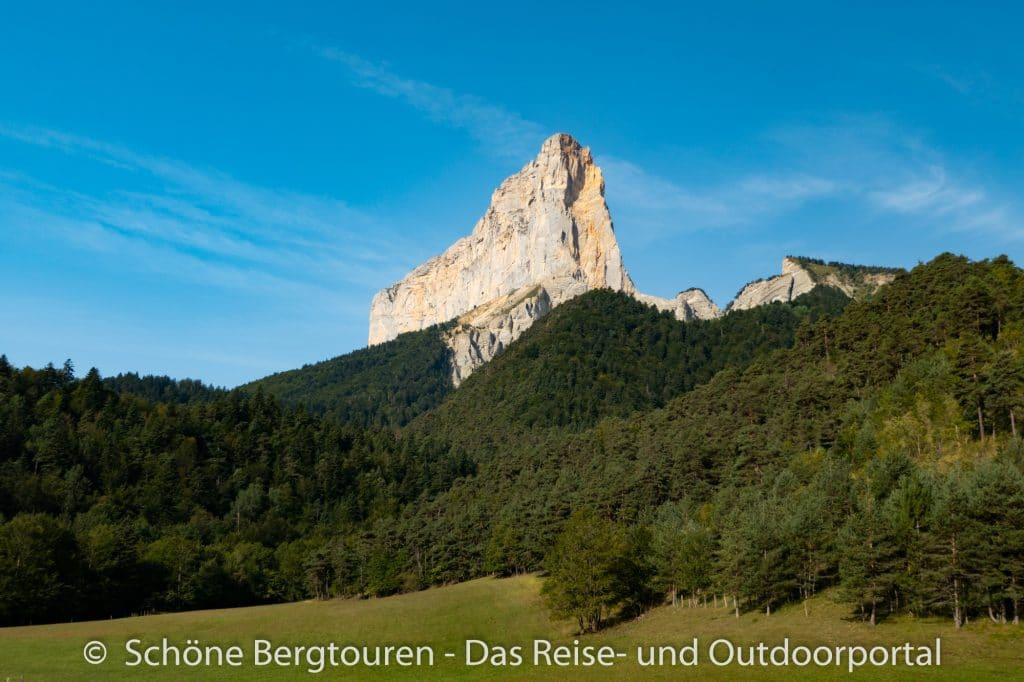 Vercors - Mont Aiguille