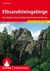 Rother Wanderfuehrer - Elbsandsteingebirge