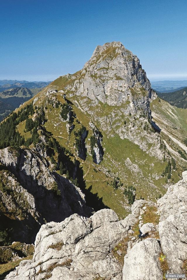 Allgaeuer Alpen - Aggenstein