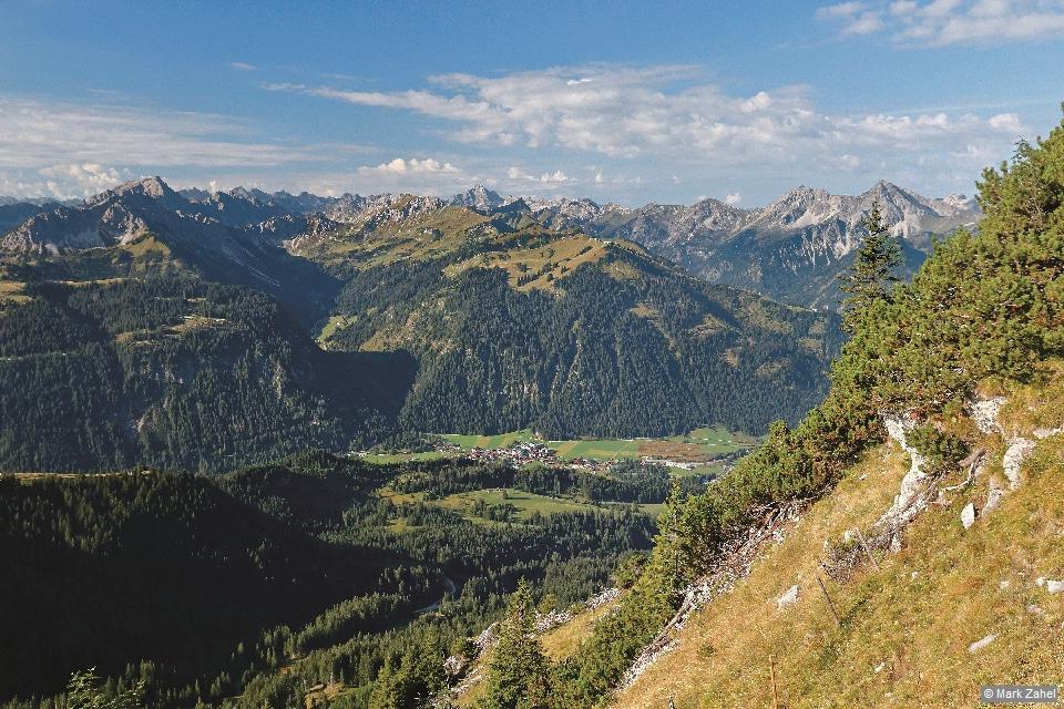 Allgaeuer Alpen - Tannheimer Hoehenweg
