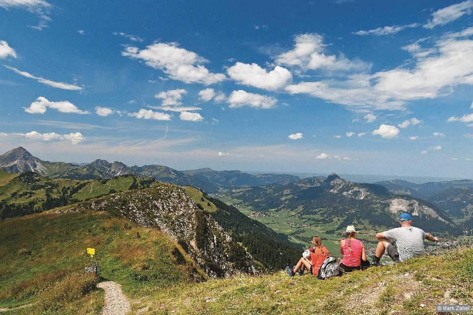 Allgaeuer Alpen - Krinnenspitze