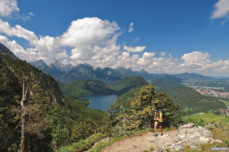 Ammergauer Alpen - Tegelbergkopf