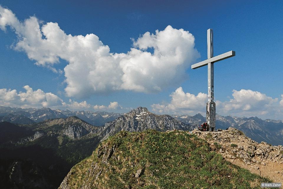 Ammergauer Alpen - Branderschrofen