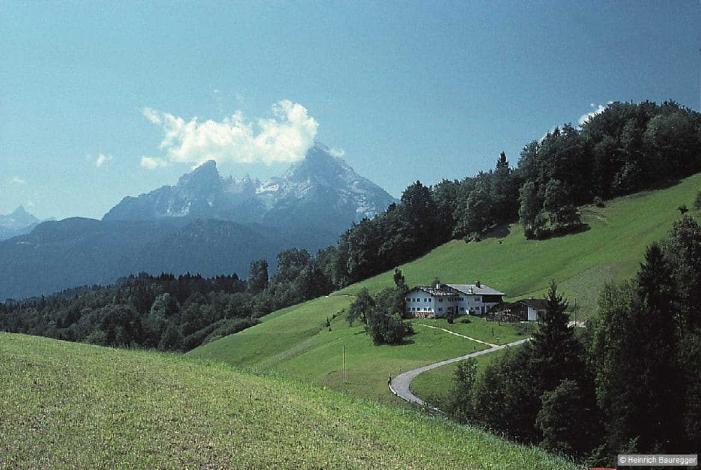 Berchtesgadener Alpen - Gerner Hochtal