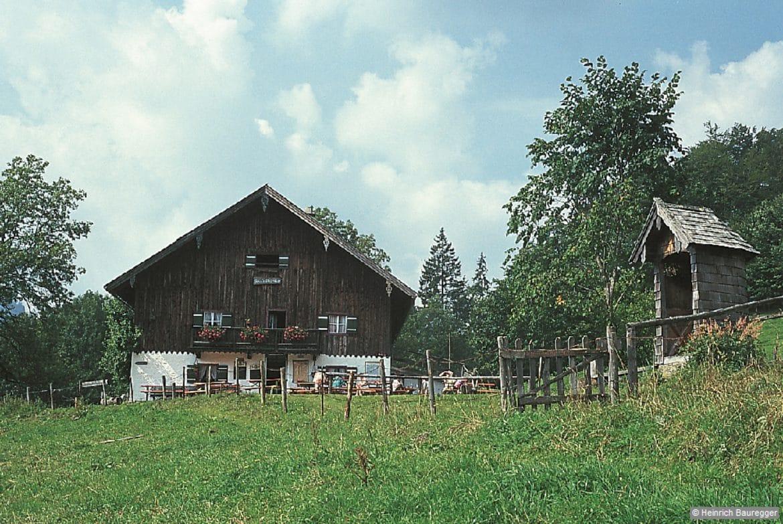 Berchtesgadener Alpen - Hoellenbachalm