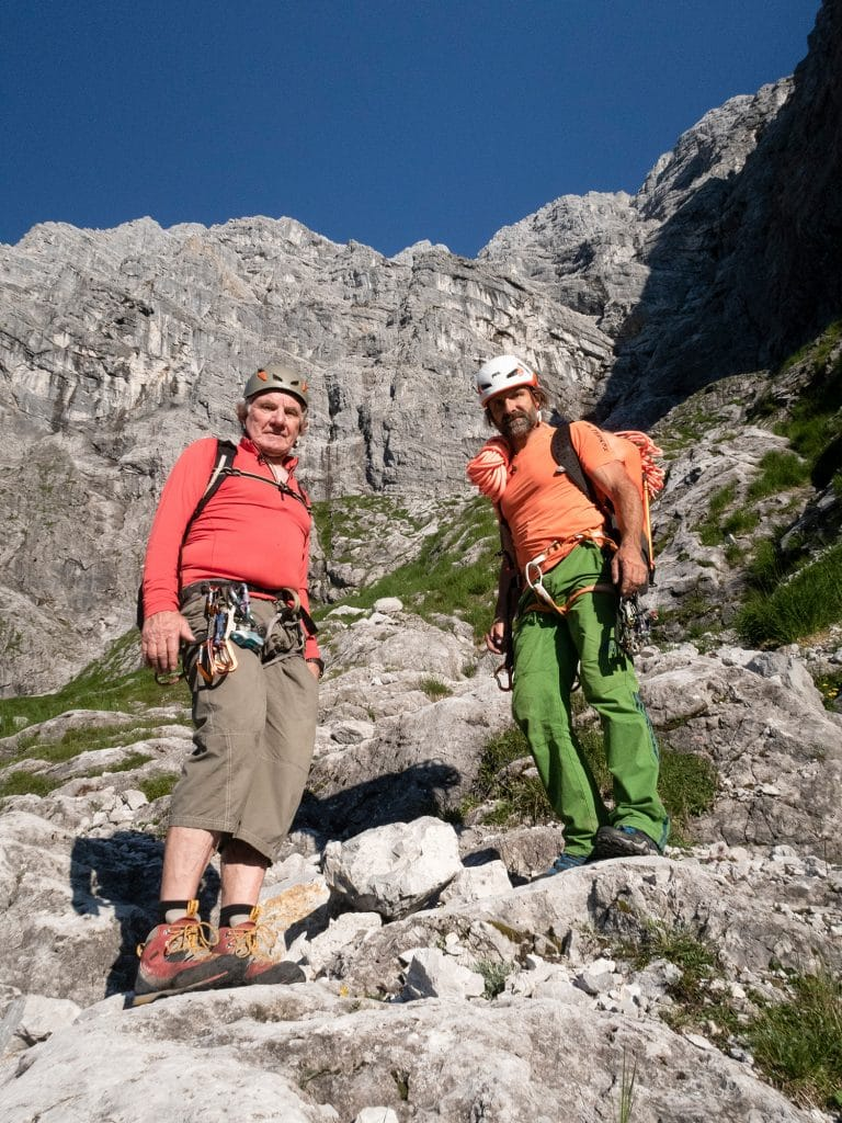 Bergwelten - Huberbuam am Watzmann
