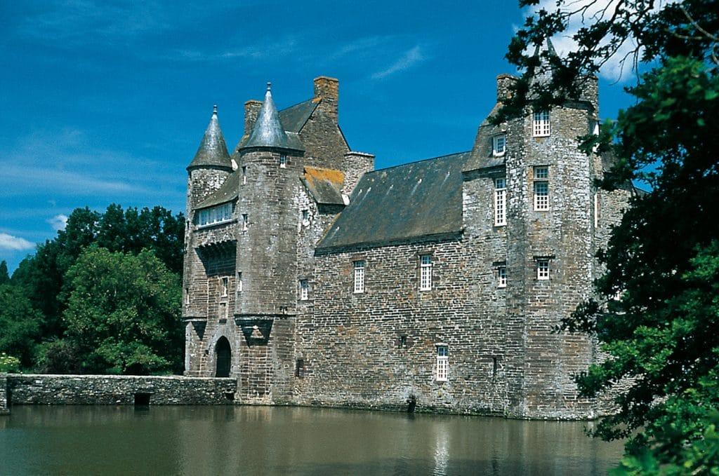 Bretagne - Chateau de Trecesson