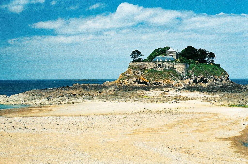 Bretagne - Ile du Guesclin