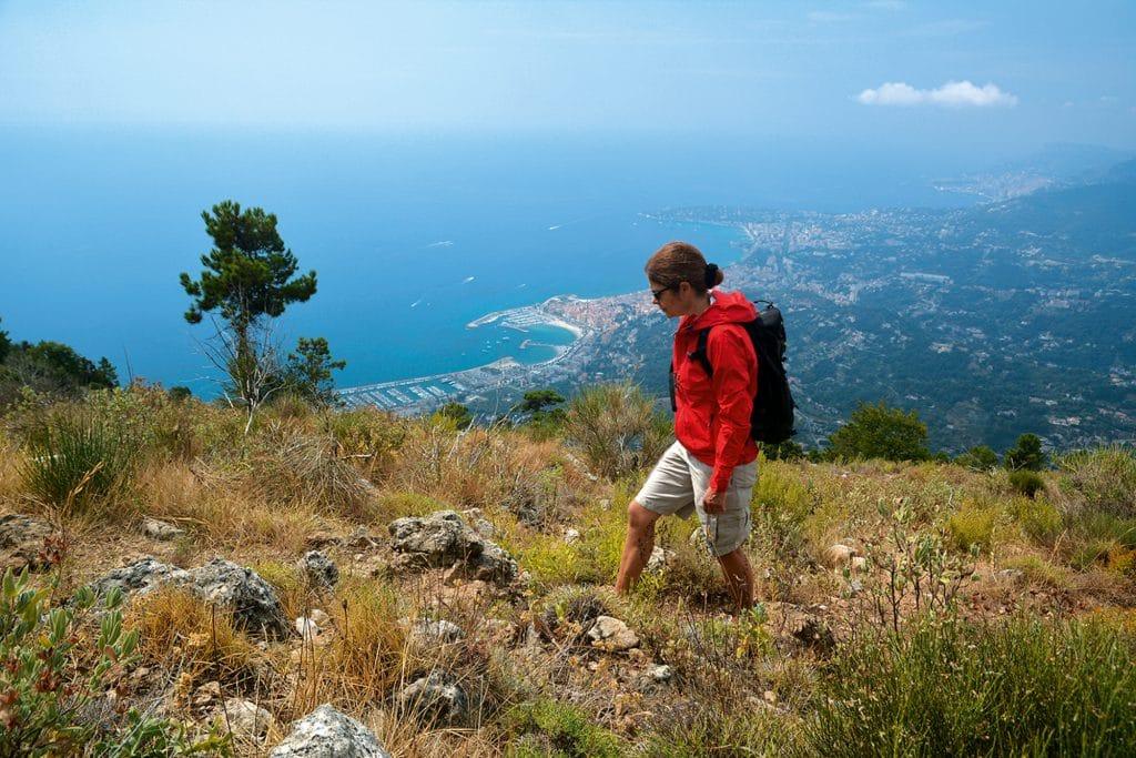 Cote d Azur - Mont Carpano