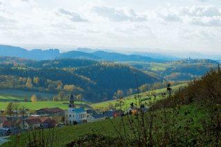 Elbsandsteingebirge - Dr Alfred Meiche Weg
