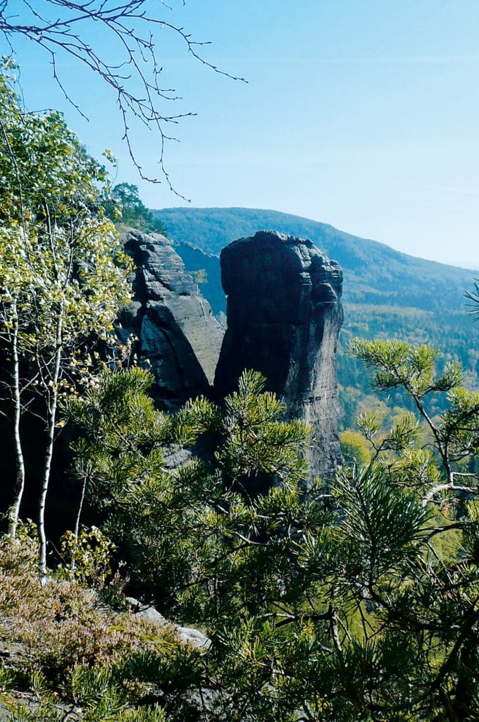 Elbsandsteingebirge - Teufelsturm