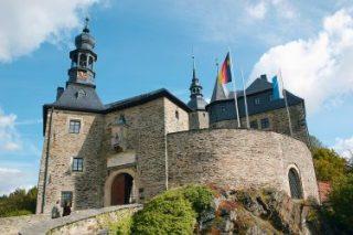 Fichtelgebirge - Burg Lauenstein