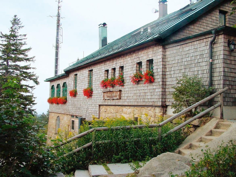 Fichtelgebirge - Koesseinehaus