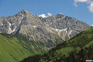 Lechtaler Alpen - Roter Stein