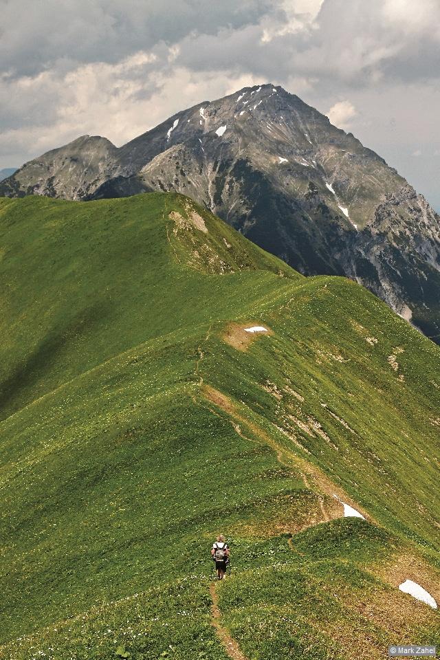 Lechtaler Alpen - Thaneller