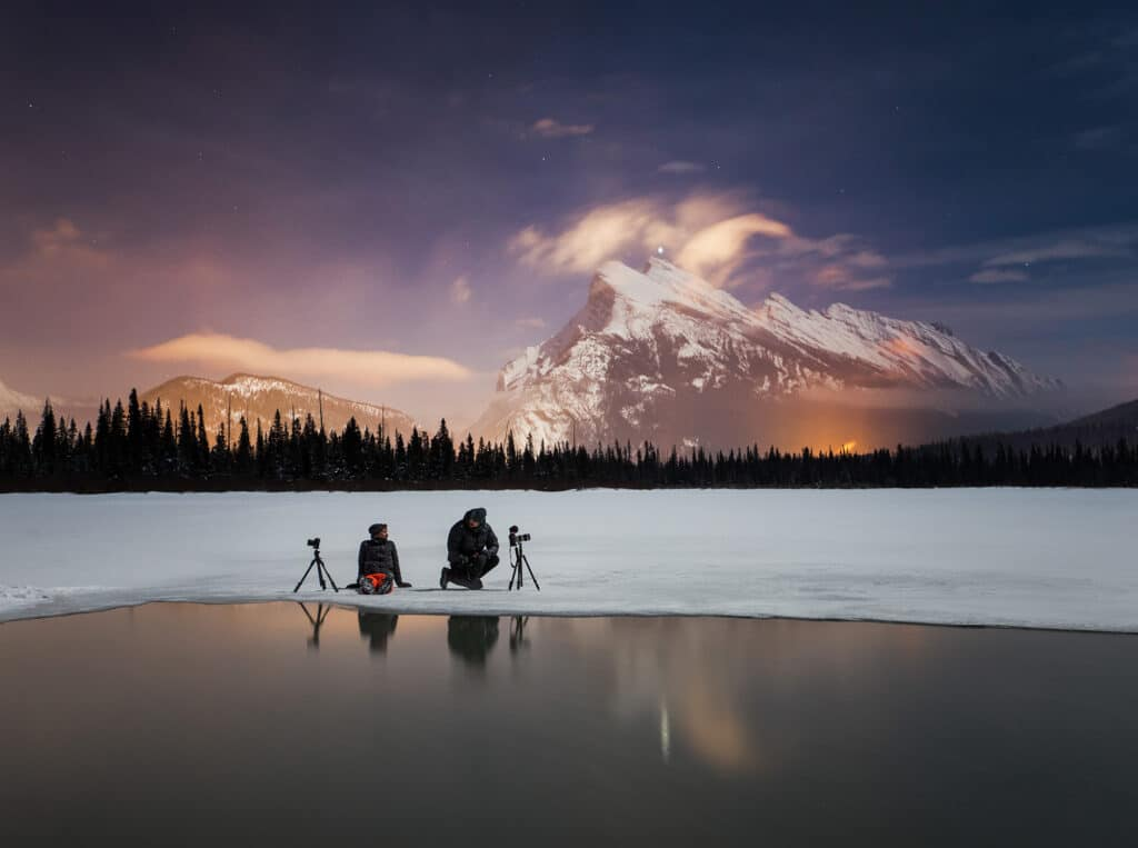 Bergwelten - Unter Sternen - Der Bergfotograf Paul Zizka