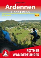 Rother Wanderfuehrer - Ardennen
