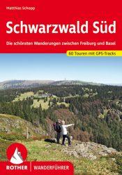 Rother Wanderfuehrer - Schwarzwald Süd