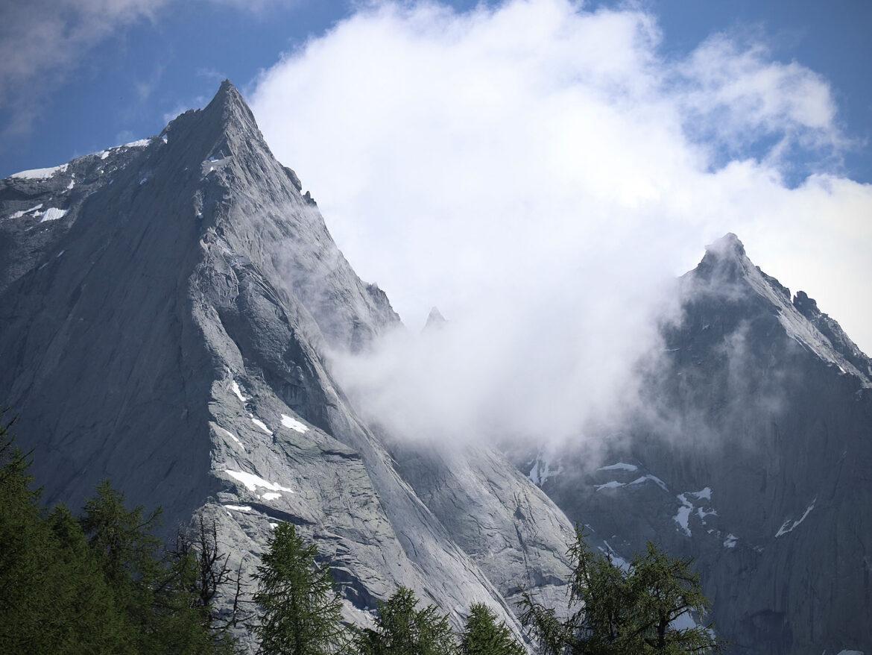 BergaufBergab - Besonders bekannt Seine Nordkante und die Via Cassin in der NO-Wand