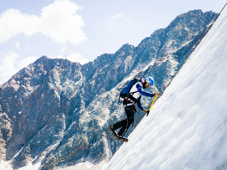 Bergwelten - Oesterreichische Bergführer-Anwaerter Pruefung