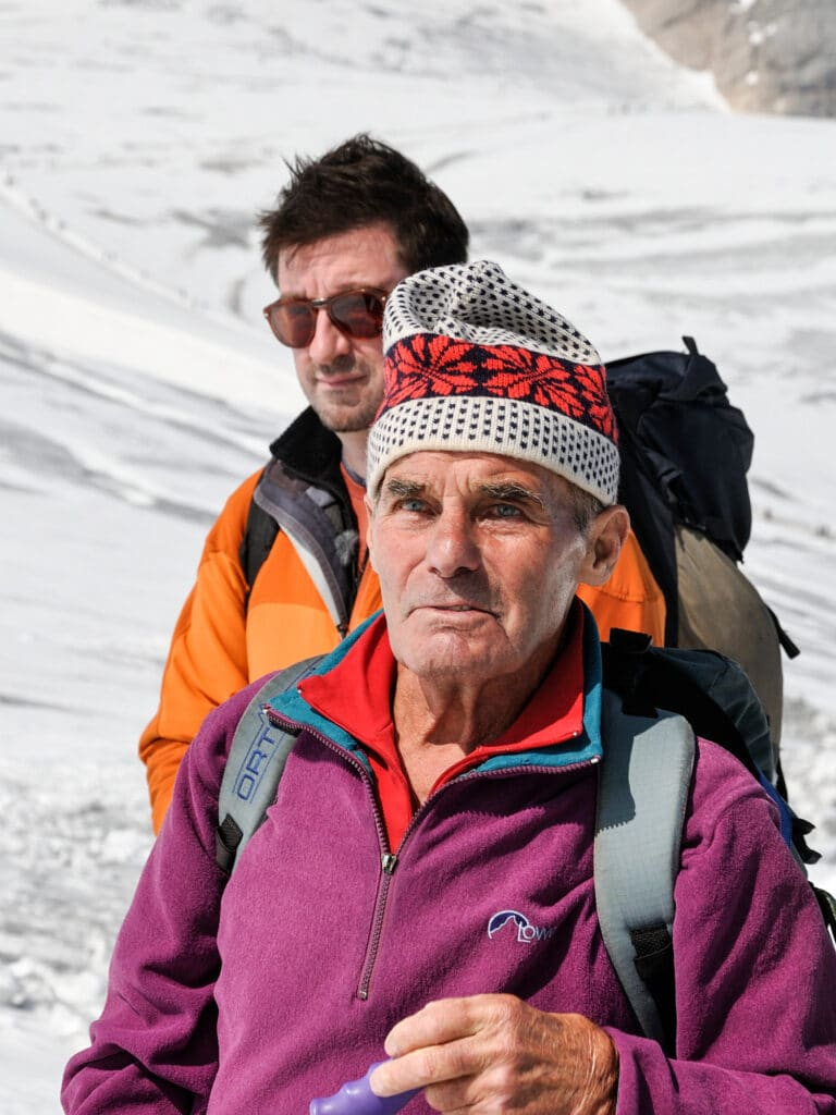 Bergwelten - Casey Cichowicz und Peter Reitmann