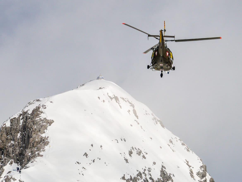 Bergwelten - Reenactment Rettung von Ken Cichowicz