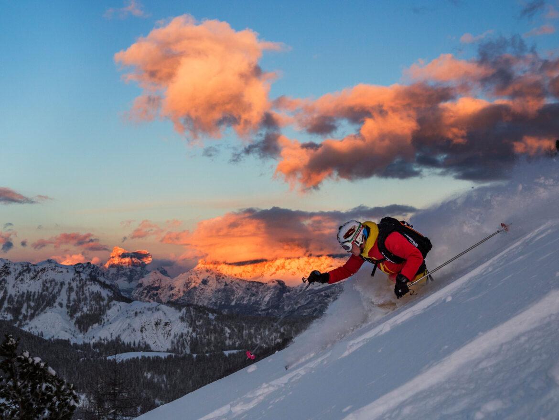 Bergwelten - Trentino im Winter